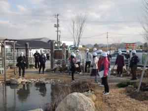アスエコ(岡山県環境保全事業団)様リサイクルセンター見学