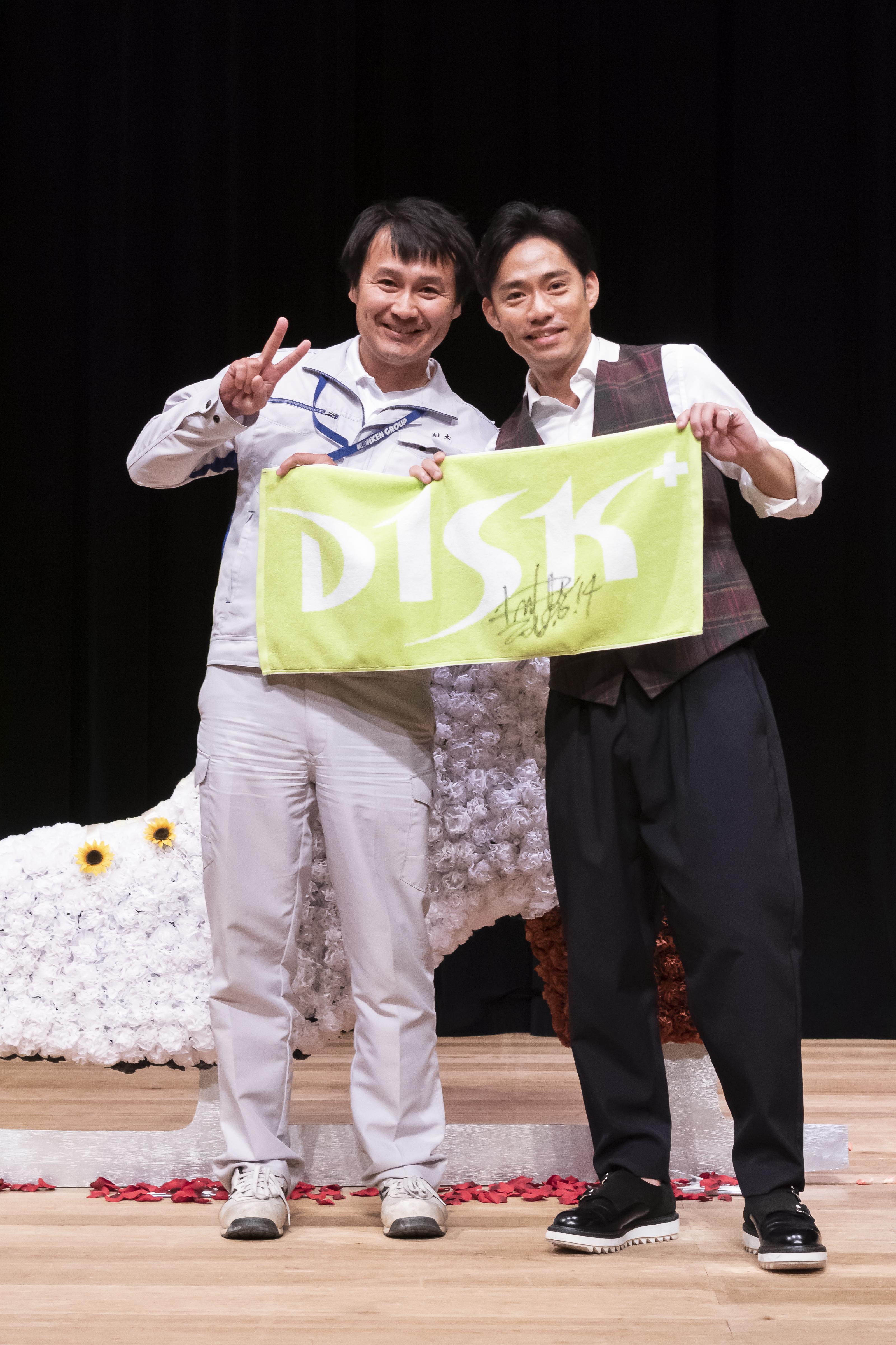西日本豪雨災害復興チャリティートークショー