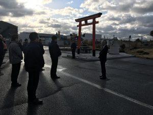 3月度藤神社月次祭