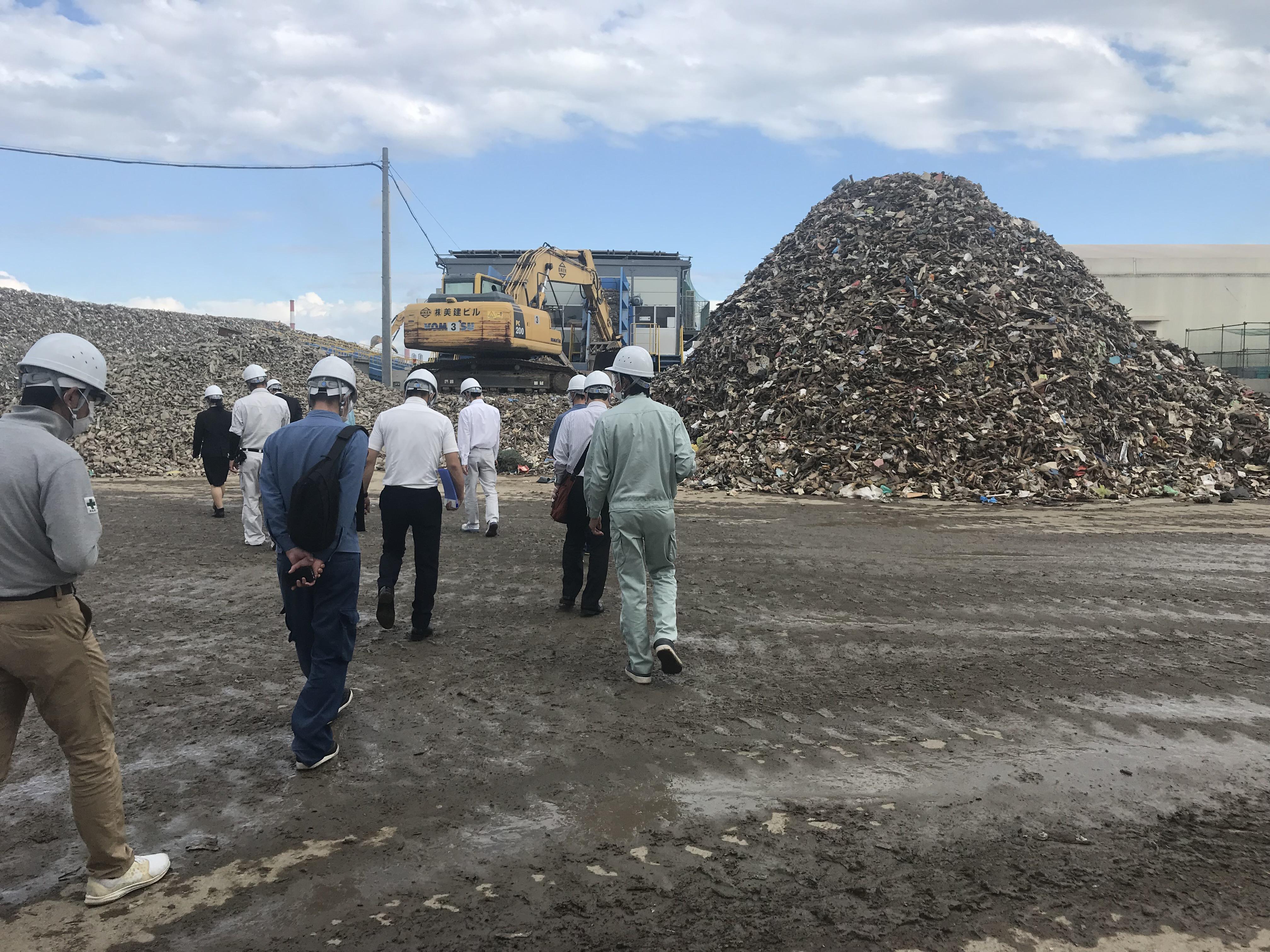岡山県産業廃棄物協会様主催『日帰り視察研修会』参加