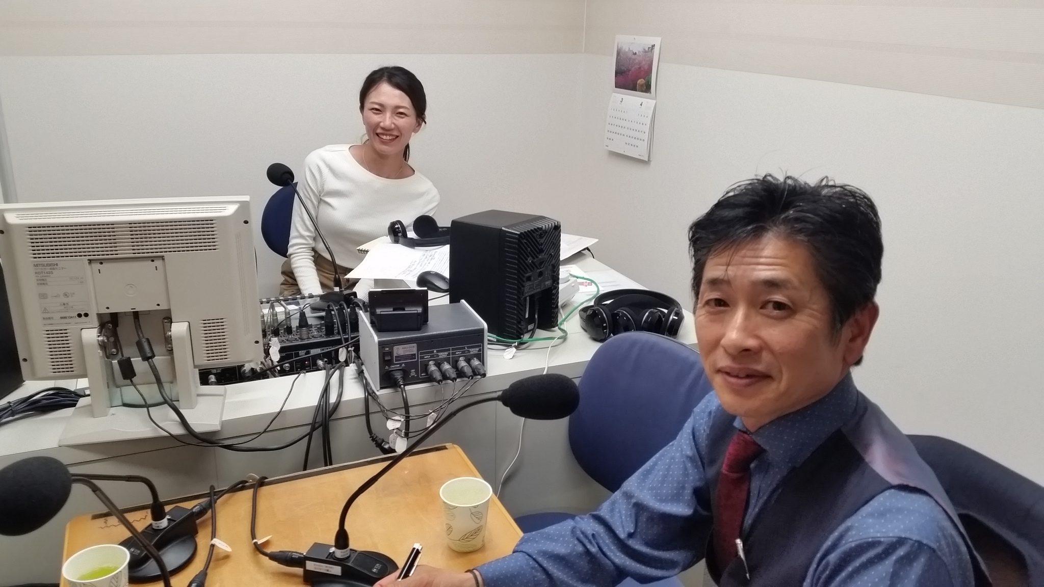 松田社長がRadio MoMoに出演します。