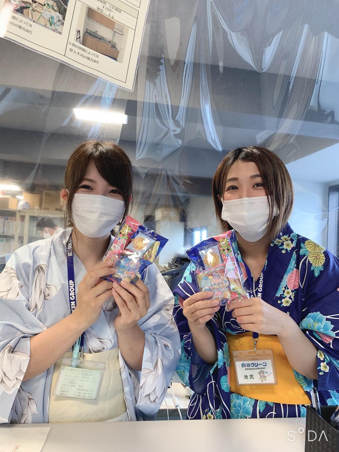 七夕イベント開催しました🎋