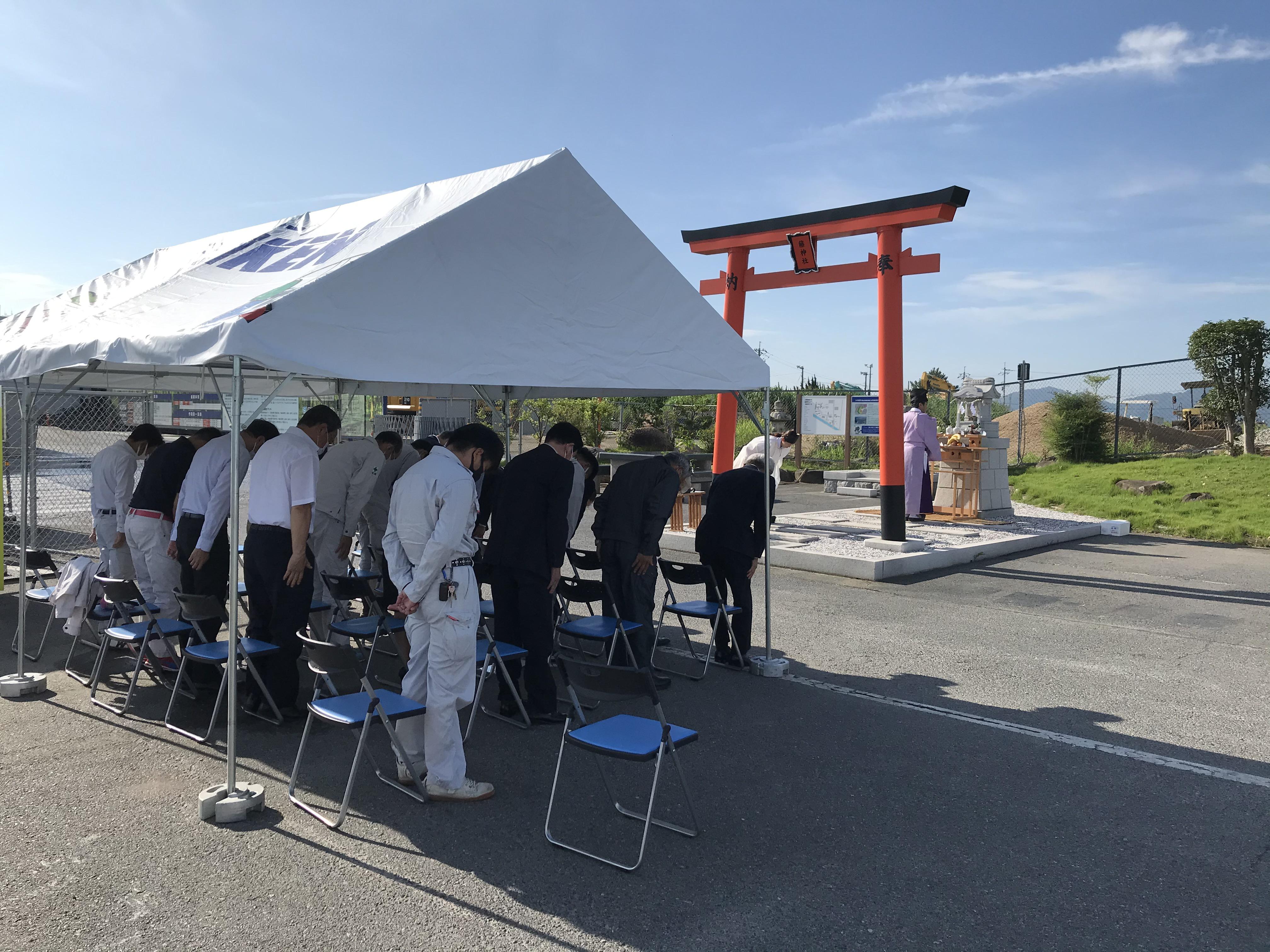 藤神社例大祭
